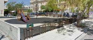 Παιδική Χαρά και Πάρκο Ευαγγελίστριας Χαλέπα Χανιά